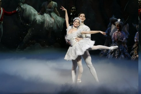 Joffrey Nutcracker Ballet Chicago
